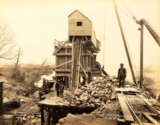 162nd Street Bronx 1880s