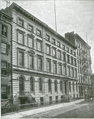 New York Police Headquarters, 300 Mulberry Street