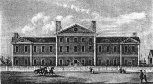 Bridewell Prison New York