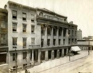 Brooklyn Institute, Washington Street