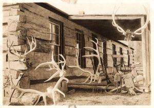 Elkhorn Ranch, Theodore Roosevelt