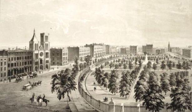 Union Square 1849
