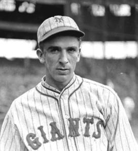 Carl Hubbell New York Giants
