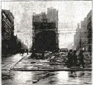 Cat Alley demolished