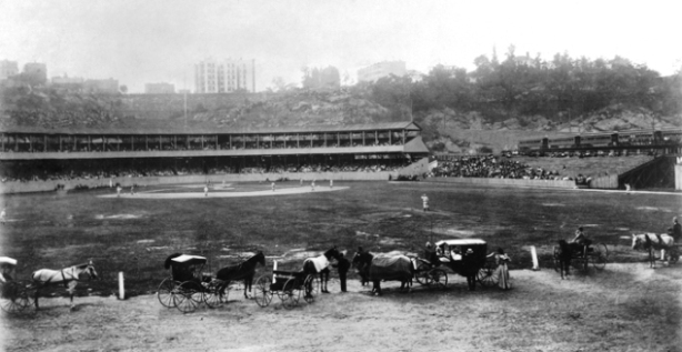 Polo Grounds 1905