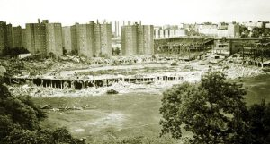 Demolition Polo Grounds