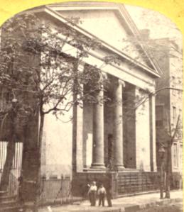 Church of San Salvatore Mulberry Street