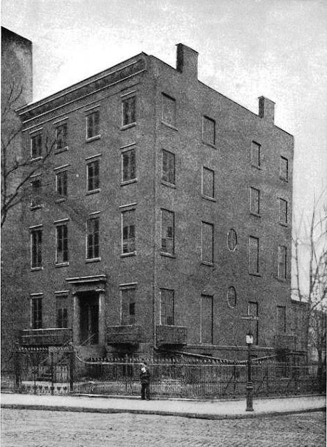 890 Broadway, Goelet Mansion