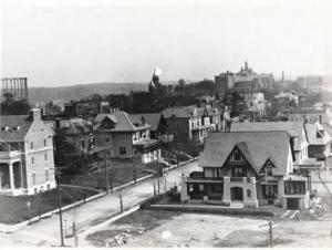 University Avenue 1914