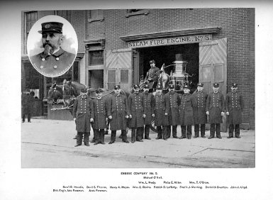 Steam Engine Company No. 5, Brooklyn Heights