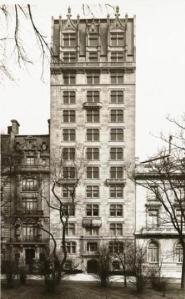 Apartment building at 1067 5th Avenue.]