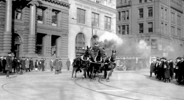 Engine Company No. 205 Brooklyn
