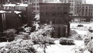 21 West 14th Street, Van Buren mansion