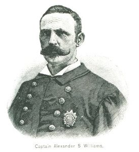 Captain Alexander Williams, Tenderloin District