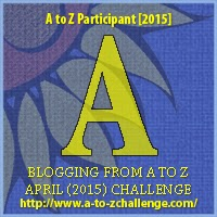 I am participating in the A to Z Blogging Challenge, so for the next few weeks my stories will appear daily, in alphabetical order.