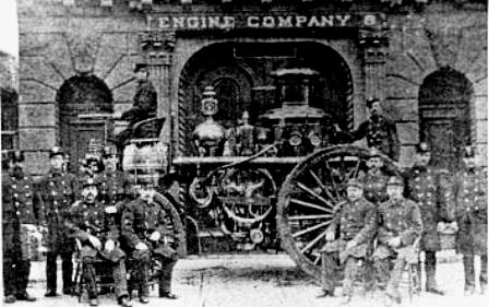 Engine Company No. 8 FDNY