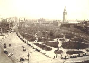 Madion Square Park