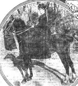 Clara Hughes and Puldeka Orphan