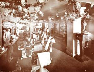 Algonquin Hotel barbershop