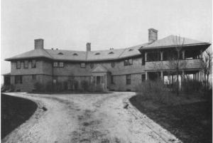 John H Cheever residence, Wave Crest, Far Rockaway