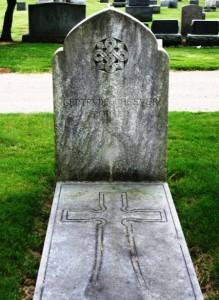 Gertrude Cheever Porter grave