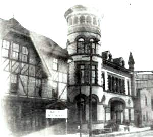 Coney Island Magistrates Court and Police Station, West 8th Street