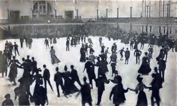 St. Nicholas Ice Rink, New York