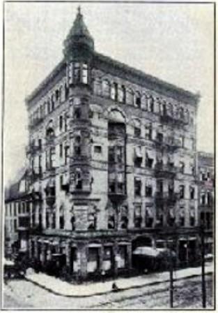 Clarendon Hotel, Brooklyn