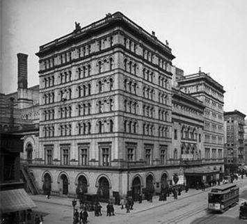 Metropolitan Opera House,