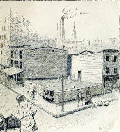 Hopper burial ground