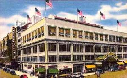 Madison Square Garden III