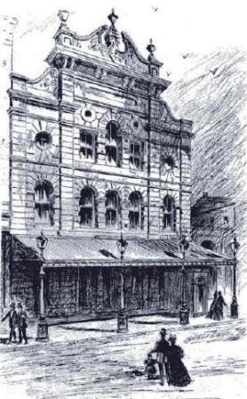 Fifth Avenue Theatre 24th Street