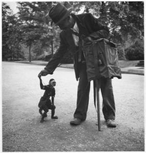 """""""Organ Grinder and Monkey, Washington Heights"""""""
