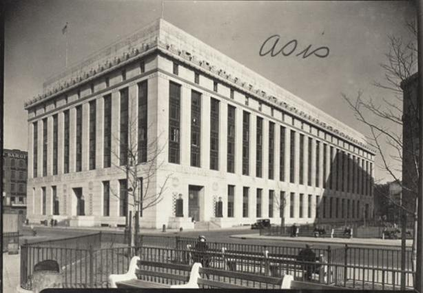 New York State Building
