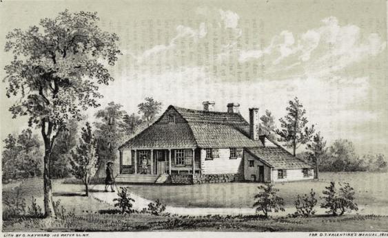 Isaac Varian Homestead