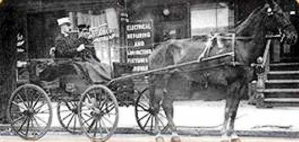 FDNY Chief Croker and Driver John Rush
