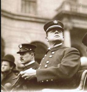 Chief Croker and John Rush