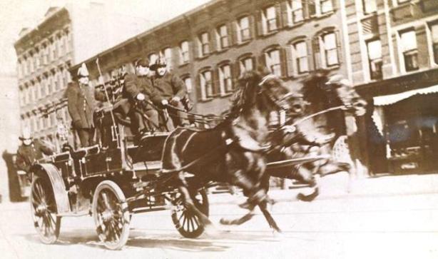 Fire Patrol FDNY 1908