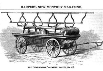 Old Hay-wagon Engine 42
