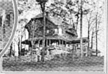 Pryer Terrace, New Rochelle, Foote residence