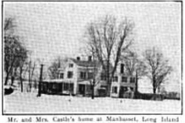 Irene and Vernon Castle Estate, Manhasset