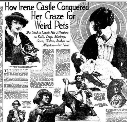 Irene Castle
