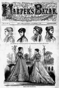 Harper's Bazar 1867