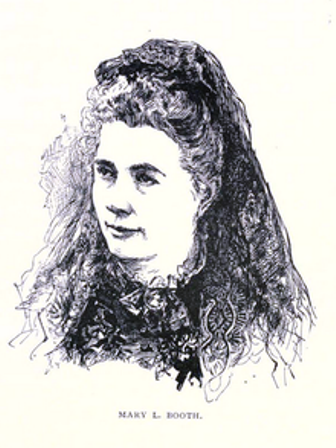 Mary Louise Booth