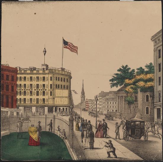 P.T. Barnum American Museum