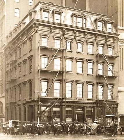 Tammany Hall, 170 Nassau Street