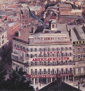 P. T. Barnum's American Museum