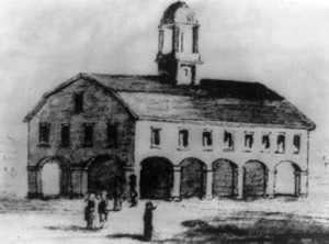 Royal Exchange Building, 1790