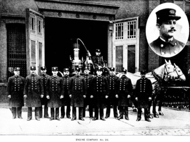 Engine Company 126 of the Brooklyn Fire Department