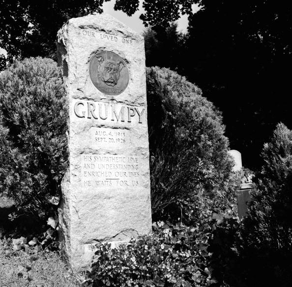 Grumpy's Grave